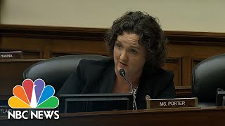 Rep. katie porter presses director of the centers for disease control and prevention dr. redfield to confirm that coronavirus testing will be free regardless...