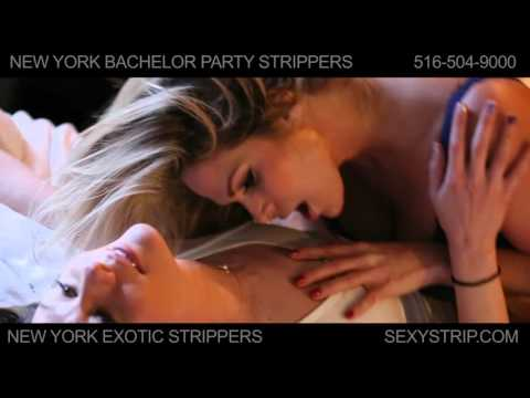 sexystrip featuring  Kat and Shannon