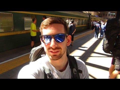 Made It To Beijing! Backpack Vlog Ep. 6