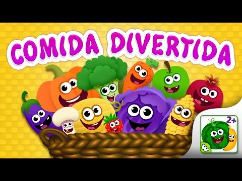 Juegos Educativos Para Ninos De 3 Anos Funny Food Aplicaciones En