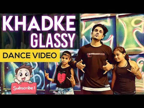 Khadke Glassy Song Dance Video- Jabariya Jodi | Yo Yo Honey Singh | Cover | Mr. Blaze Choreography