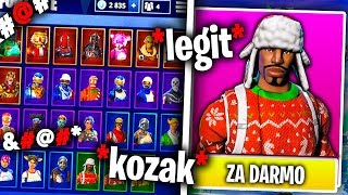 😍 OPENING MY FORTNITE VIEWER ACCOUNT #13 WE HAVE MEGA RARE SKINS! SZOOOK