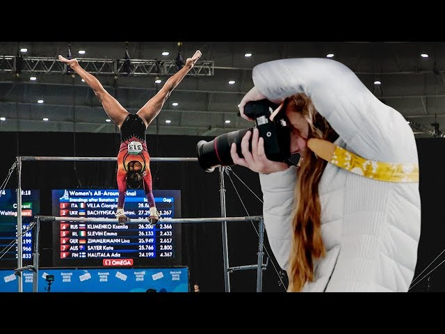 How do GYMNASTS do That!? | 2018 Youth Olympic Games Gymnastics