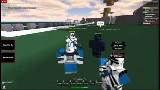 RCM Roblox Minor Training (Part 1)