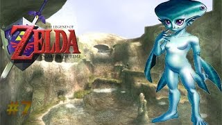 Legend of Zelda, The Ocarina of Time capítulo 7 Nota de rescate de la princesa Ruto
