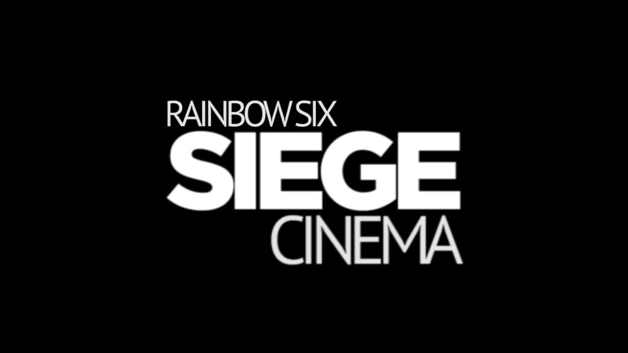 rainbow six siege siege cinema youtube. Black Bedroom Furniture Sets. Home Design Ideas