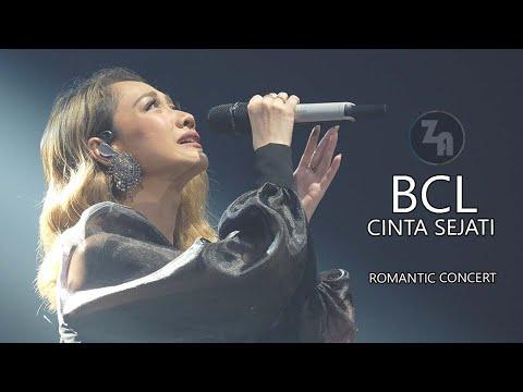 """Air Mata BCL Nyanyikan """"Cinta Sejati"""" di Romantic Valentine Concert"""