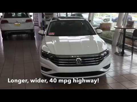 The all-new 2019 VW Jetta SEL Premium Walk Around by Richard at Capistrano VW