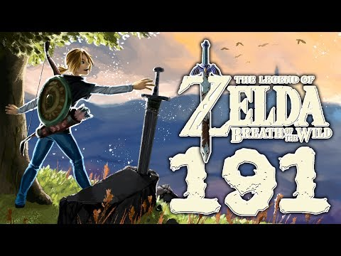 Let's Play Zelda Breath of the Wild [German][Blind][#191] - An ihm hochgeklettert!