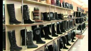 Podium - модный салон обуви.