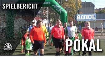 Borussia Pankow - Viktoria 1889 Berlin (2. Runde, Landespokal)
