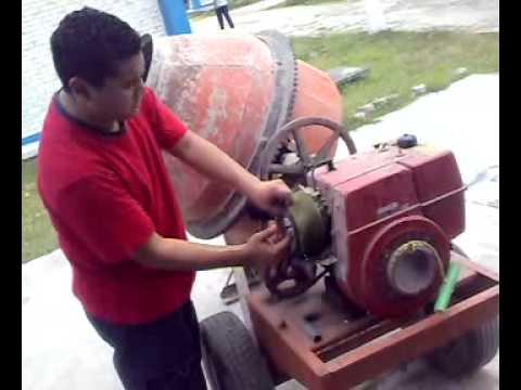 Itboca despues de un año regresa la batalla con la revolvedora de concreto
