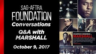 Conversations with MARSHALL