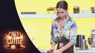 Alice Marica, o mămică fotomodel, a acceptat provocarea de la Chefi la cuţite!