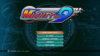 Mighty No. 9 Any% Ray speedrun (PC) - 31:56.19 [WR]