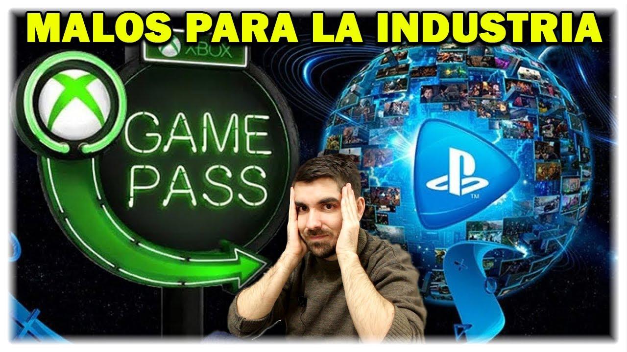 🎮 La alternativa a Game Pass y PlayStation Now de los haters | Microsoft - Xbox Series - PS5 - Plus