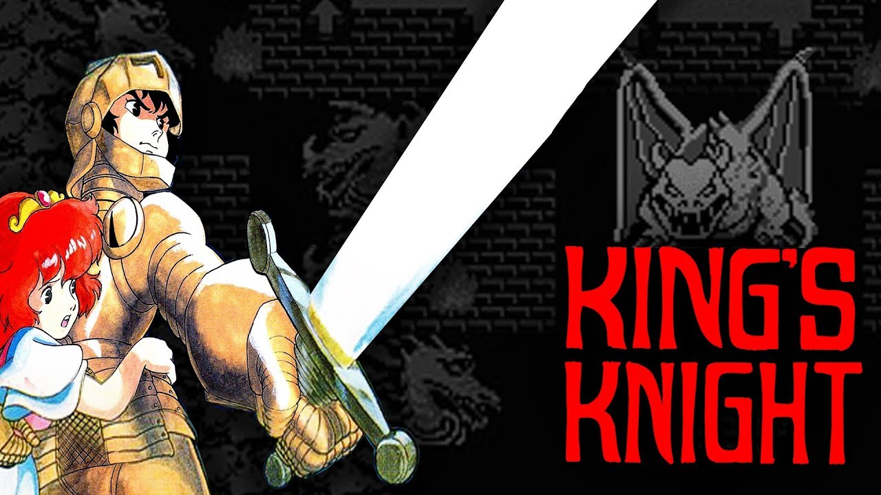 King's Knight (NES) Square's worst game? James and Mike Mondays — Cinemassacre