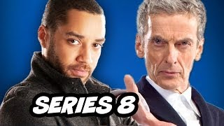 Doctor Who Series 8 - Samuel Anderson New Companion