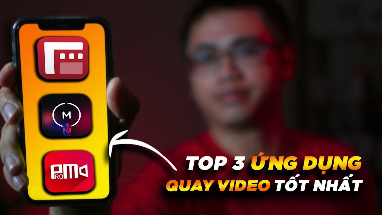 HLP ● Top 3 ứng dụng quay video tốt nhất trên iPhone 2020 ● Học Làm Phim