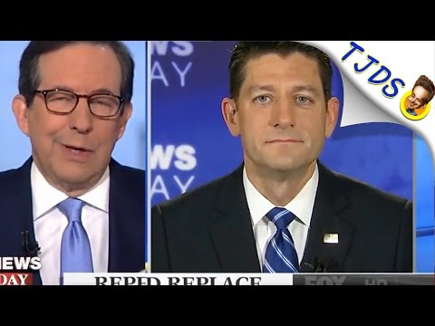 Chris Wallace Brutally Takes Down Paul Ryan On Healthcare