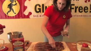 Gluten Free Cinnamon Rolls Recipe - Inspiration Mixes Baking Mix