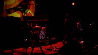 dredg the tanbark is hot lava live in denver,the  gothic