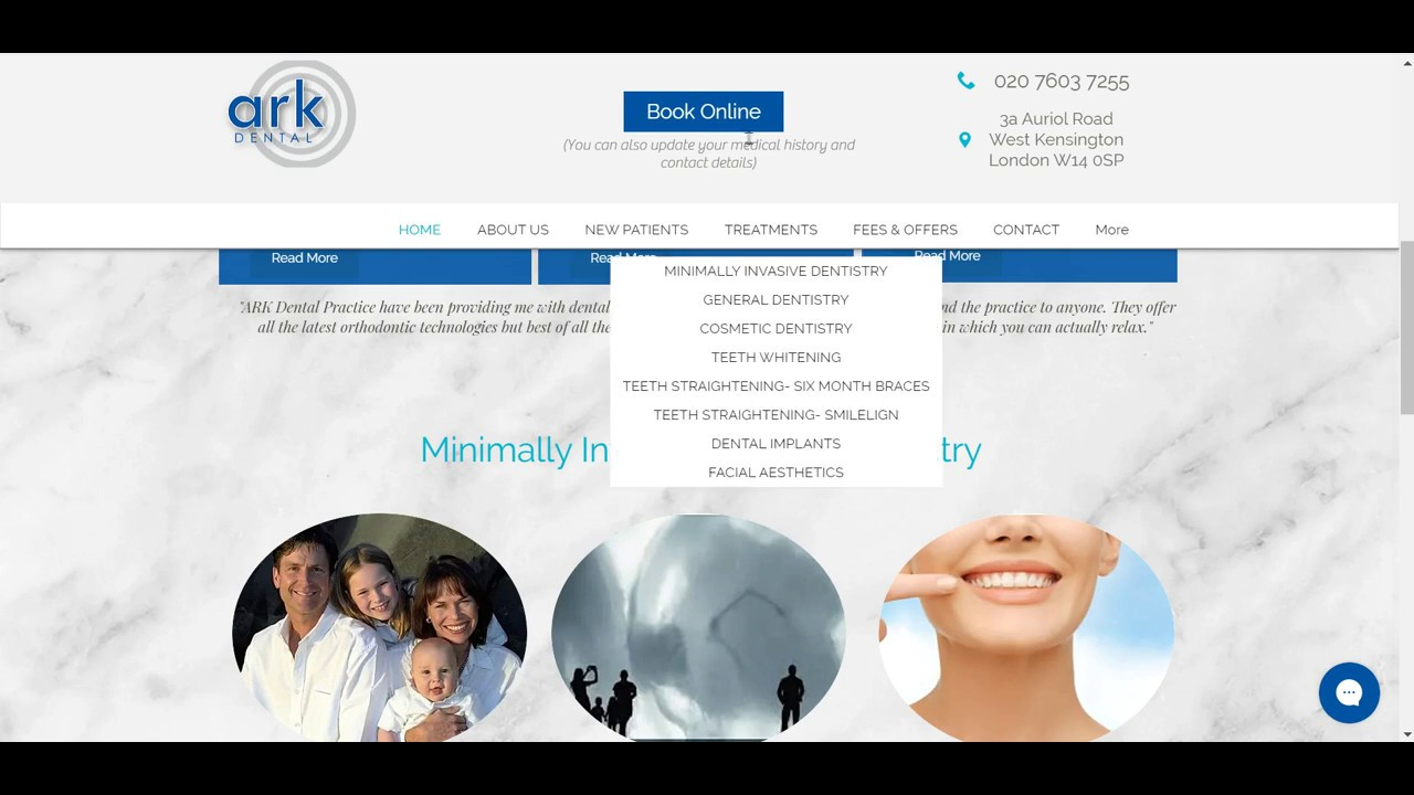 Our Online Dental Portal