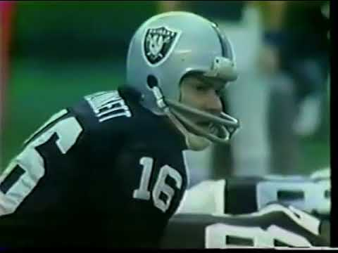 1980 AFC Championship Game - OAK @ SD [FULL GAME]