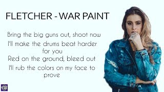 Download lagu Fletcher War Paint MP3