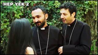 Hep Yek 2 - Kilisemizin'de Bir Af Limiti Var | Türk Komedi Filmi