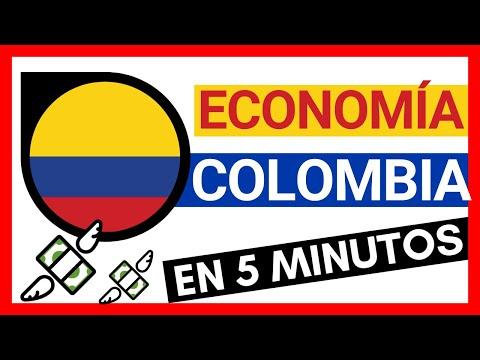 📈 #COLOMBIA En 5 Minutos! Exportaciones, Importaciones, Socios Comerciales