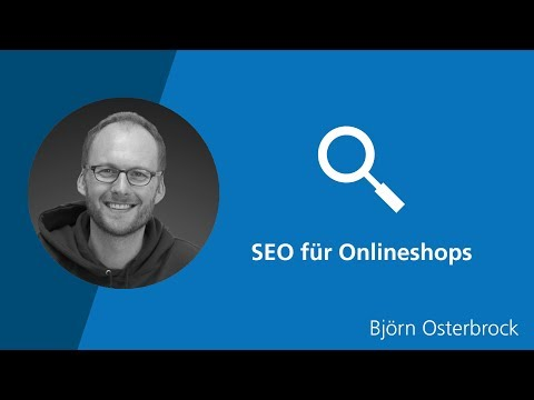Webinar: SEO-Maßnahmen für Onlineshops | Mittwald