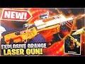 NEW INSURGENCY LASER GUN shoots ORANGE TRACERS (OP) on MODERN WARFARE - Best FR 5.56 Loadout Warzone