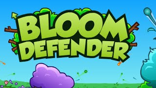 Bloom Defender Full Gameplay Walkthrough