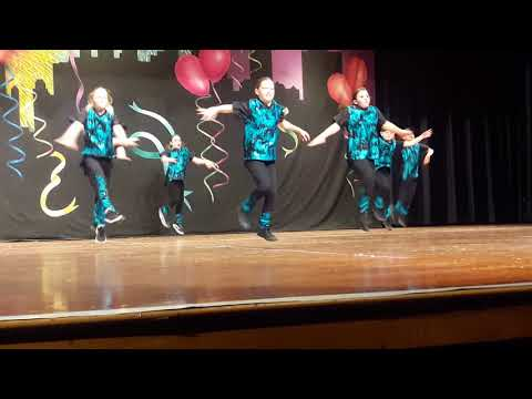Ava Rose Dances at Crazy Rhythms Dance Center Recital at Sayville Middle School 2019