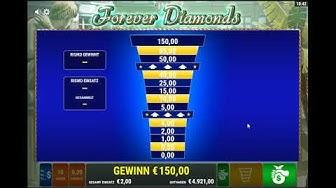 Forever Diamonds online spielen - Merkur Spielothek / Bally Wulff