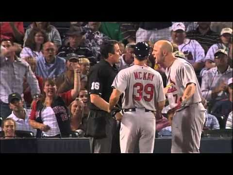 2010/09/09 Holliday's ejection