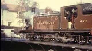 Bluebell railway trip to Brighton, 1960