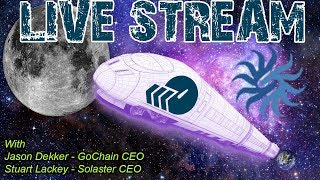 🚄GoChain Special Live Stream with Guests
