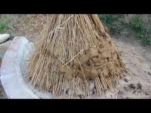 Bäuerliches (traditionelles) Kalkstein
