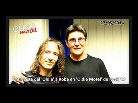 Entrevista a Robe (Extremoduro) en 'Oldie Motel' de RockFM - 2014