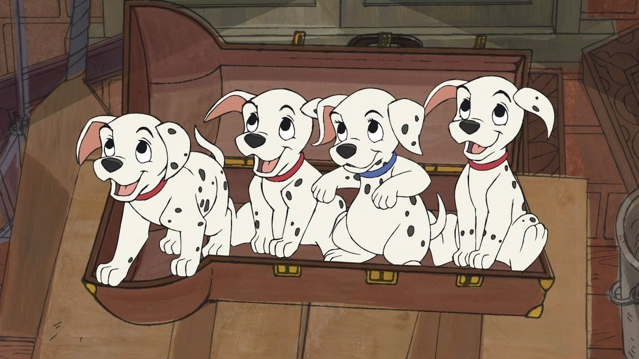 This is a picture of Dynamic 101 Dalmatians Images