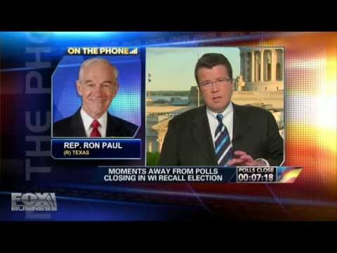 Ron Paul on Wisconsin Recall Election