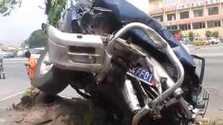 yeux voient bouche parle pas n 1 accident de la circulation bd vge abidjan