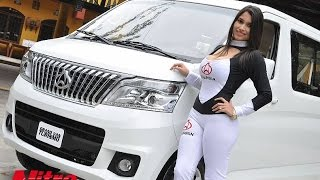Nueva Grand Van Turismo de Changan