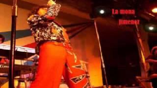 La mona Jimenez           EL DESARME NUCLEAR!!