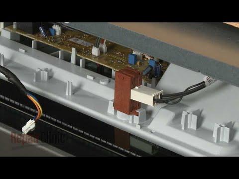 Vent Damper Actuator - Kitchenaid Microwave #KMBP100ESS01