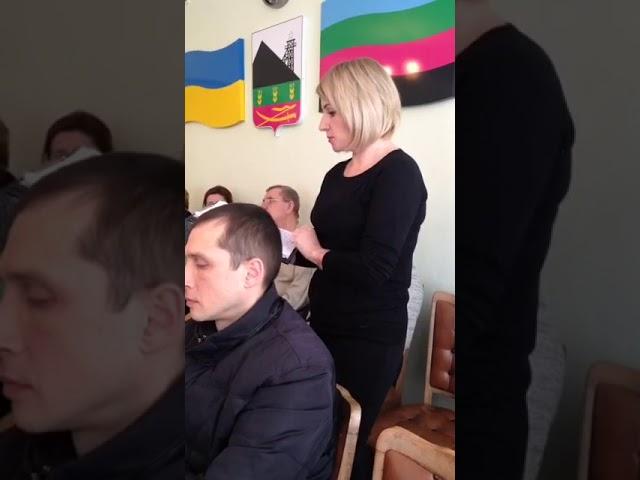 Депутатський день Селидівської міськради 19.03.2018 ч. 2