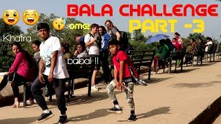 Download lagu Nepalese Boyz Do #TheBalaChallenge Part-3 | Foreigner | Amazing Public Reation | Akshay Kumar