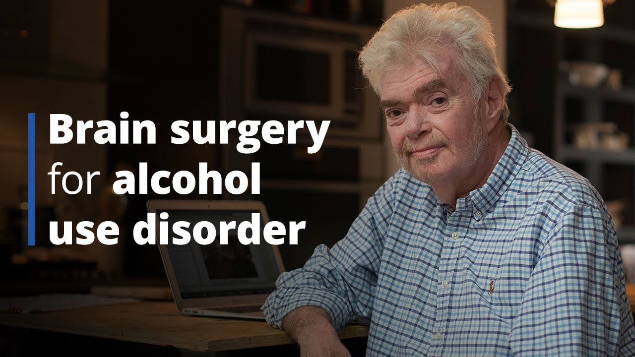 A possible new treatment for alcohol use disorder